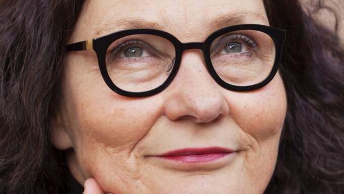 Ebba Witt-Brattström. Foto: Kristoffer Wikström