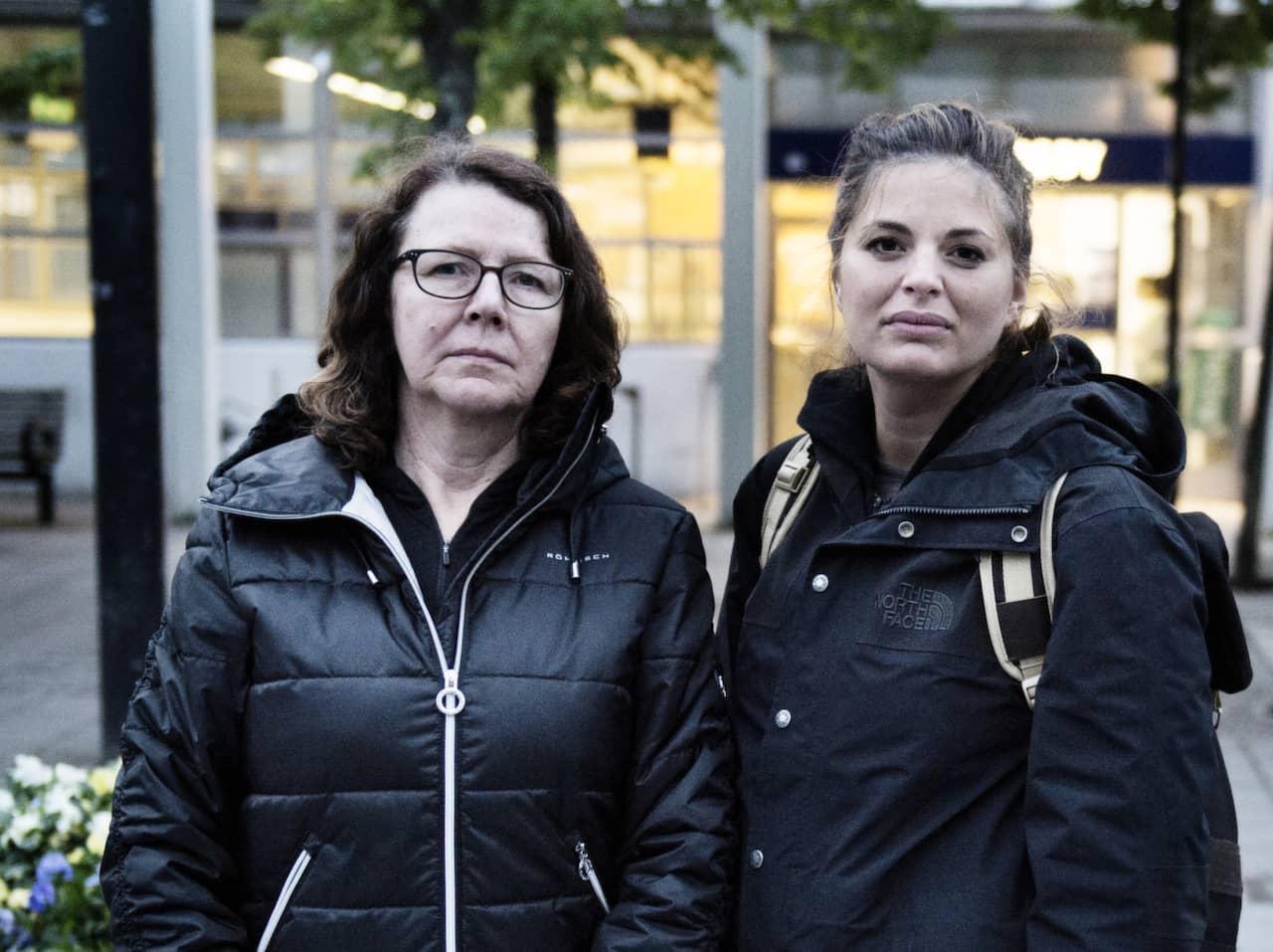 Britta Svensson & Anna-Karin Nilsson
