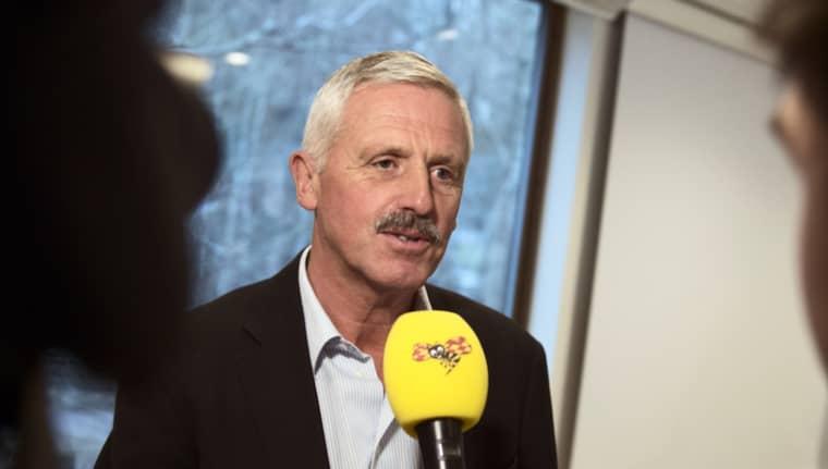 Frank Andersson föreslås bli ny ordförande i IFK Göteborg. Foto: Robin Aron