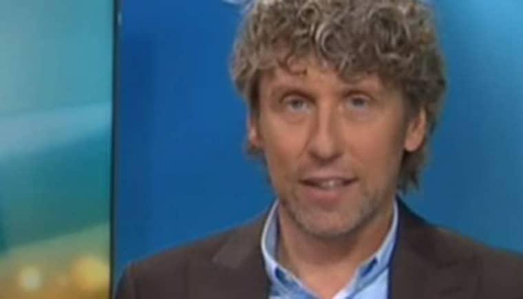 Pererik Åberg. Foto: Skärmdump från SVT - 760