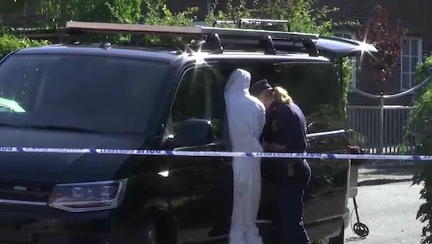 Två misstänkta för mord på 26-åring