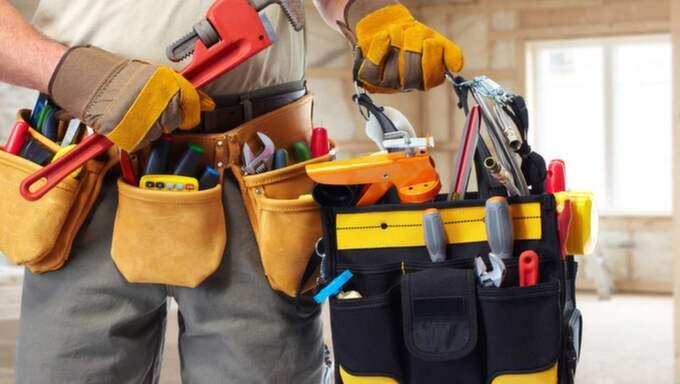 Flera företagare har drabbats av bedragarna som utför jobb som inte ens har beställts. Foto: Shutterstock