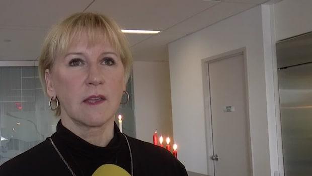 """Wallström: """"Är det dålig stämning är det svårt att få bra resultat"""""""