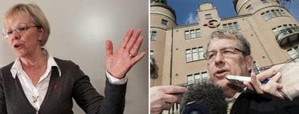 Förre avtalssekreteraren Erland Olauson fick en rejäl löneförhöjning - med bara sex månader kvar till pension. Foto: Tommy Pedersen och Mikael Sjöberg