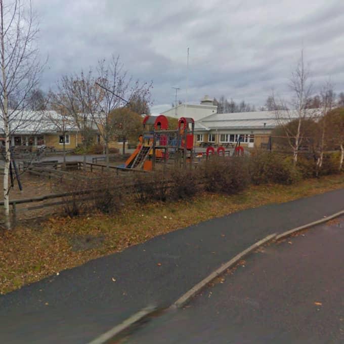 Backeskolan i Piteå. Foto: Google