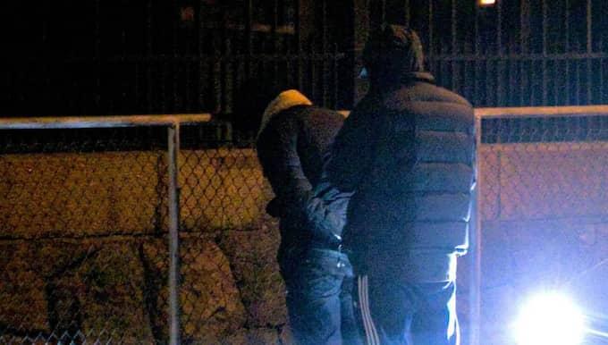 Två personer dödades och åtta skottskadades i dådet på onsdagskvällen. Foto: Dragan Mitrovic