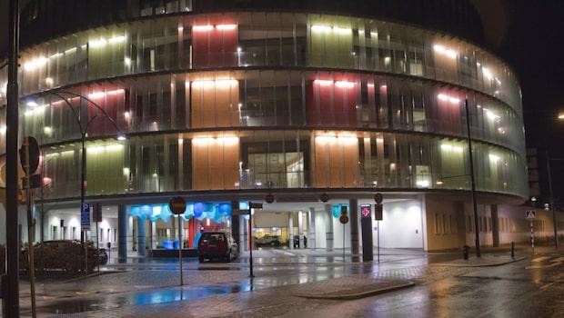 Man skjuten i Malmö - tog sig till akuten