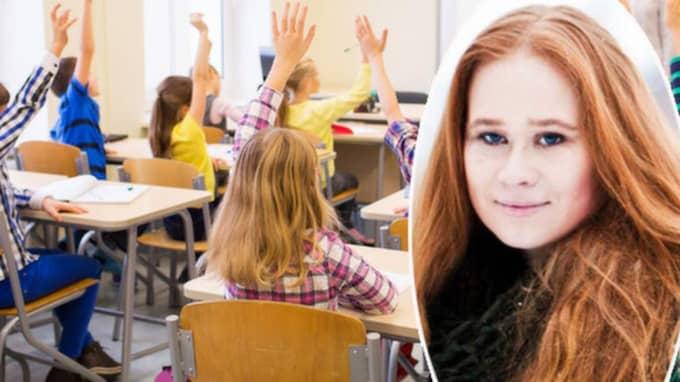 Mitt val att studera till lärare ifrågasätts varje dag, skriver Jessica Schedvin. Foto: Shutterstock (genrebild) och privat