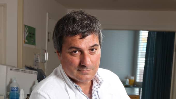 Omstridde kirurgen Paolo Macchiarini. Foto: New Press Photo / Splash News