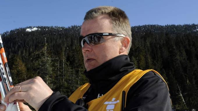 Finske förbundskaptenen Reijo Jylhä. Foto: Timo Jaakonaho