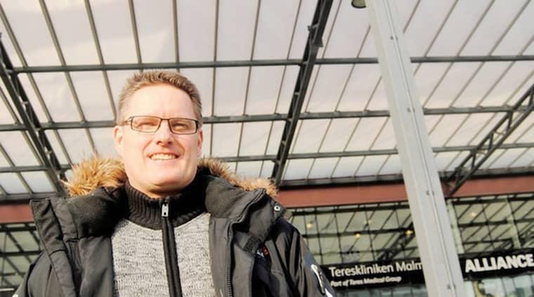 Anders Svensson. Foto: Skånesport.se