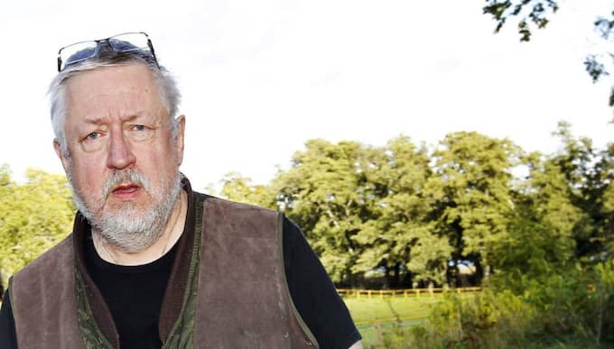 Leif GW Persson. Foto: Cornelia Nordström