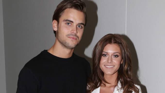 Bianca med pojkvännen Philippe. Foto: Robert Eklund