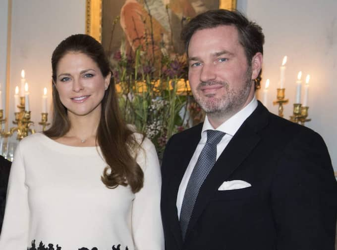 Paret vid ett besök i Gävle nyligen. Foto: David Sica