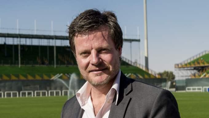Schwarz menar att han aldrig skulle tacka nej till en roll i landslaget. Foto: Daniel Stiller