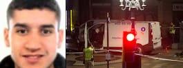 Polisen: Så flydde den jagade jihadisten