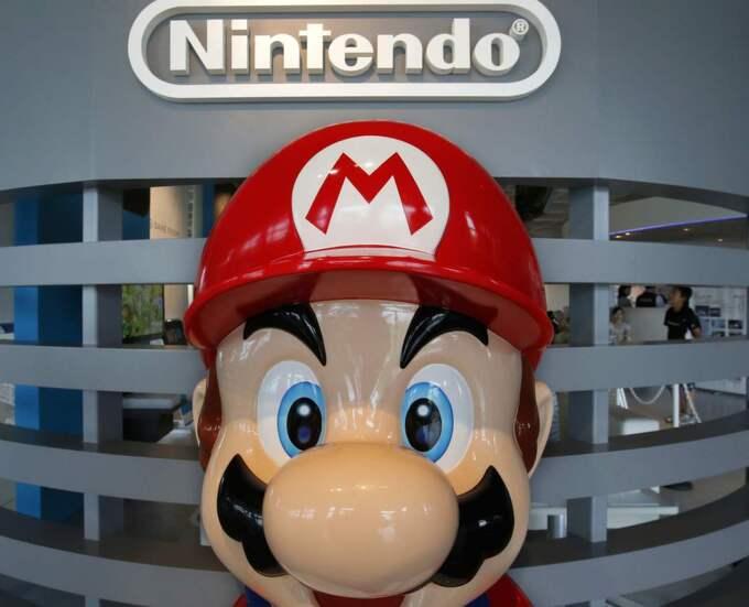 Nu nekas han Nintendo på sitt rum på anstalten. Foto: Shizuo Kambayashi