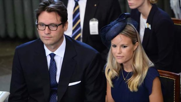 Modeprofilen Sofi Fahrman separerar från Nick Zijlstra