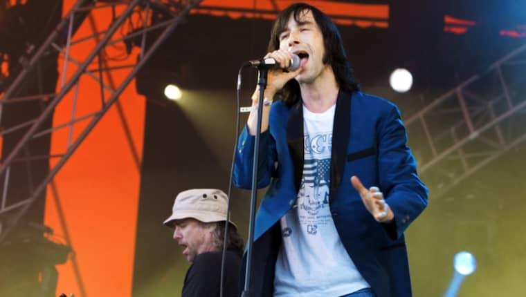 Kultbandet Primal Scream är klart för en Sverigespelning i sommar. Foto: Gugge Zelander