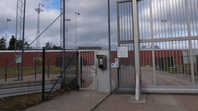 Det var här på Salbergaanstalten som Ulf Borgström fick 16 varningar under tre månader. Foto: MICKE ÖLANDER