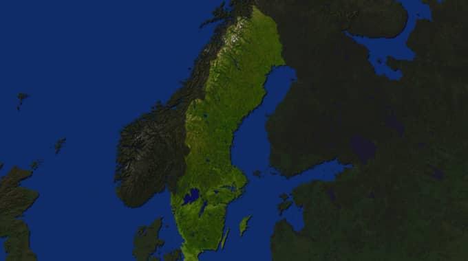 Ett förslag om att Sverige ska delas in i större regioner kan komma att läggas fram. Foto: Shutterstock/All over press