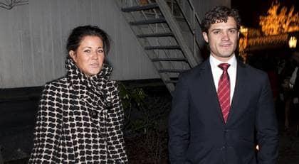 """Emma Pernald och prins Carl Philip har gjort slut. """"Vi har valt att ta en paus"""", bekräftar hon för Expressen. Foto: Suvad Mrkonjic"""