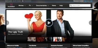 Voddler.com får bäst i test när tidningen Cinema granskar de olika hyrfilmssajterna.