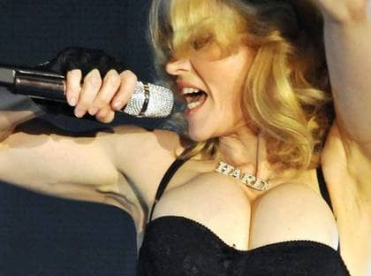 Madonna. Foto: Colourpress