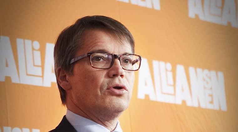 Göran Hägglund. Foto: Erika Berglund