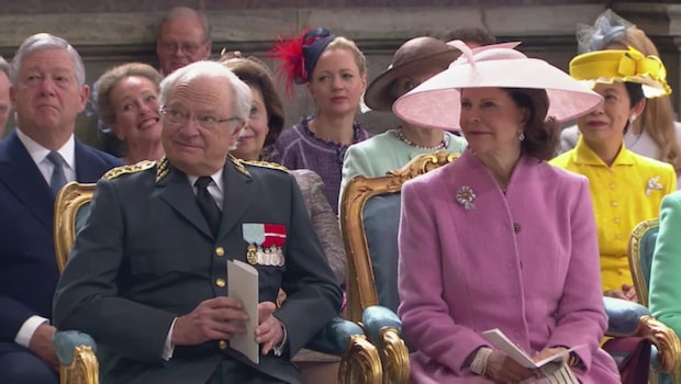 Många från kungafamiljen petas från hederplats på Nobel