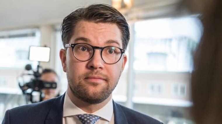 Jimmie Åkesson Foto: Pelle T Nilsson
