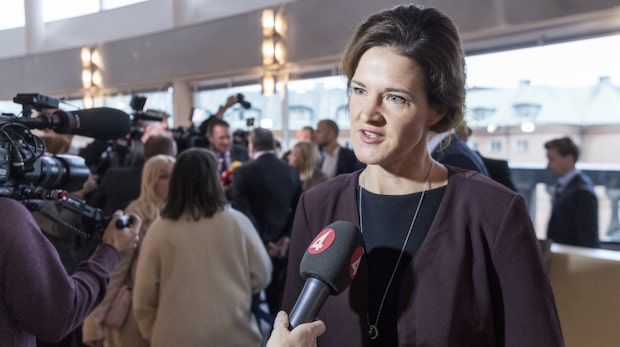 Anna Kinberg Batra vill att Sverige går med i Nato