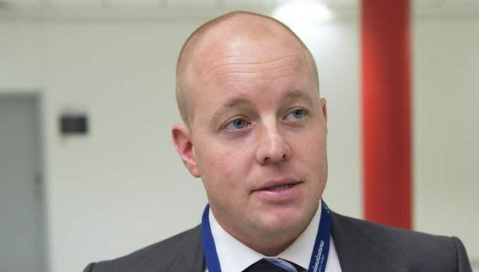 Björn Söder (SD). Foto: Sven Lindwall