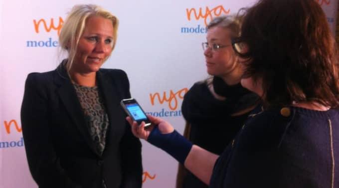 Hanna Bergholm har rekryterats som nu kommunikationschef för Moderaterna.