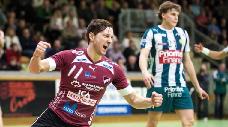 Anders Hallberg återvänder till Lugi. Foto: Simon Hastegård / Bildbyrån