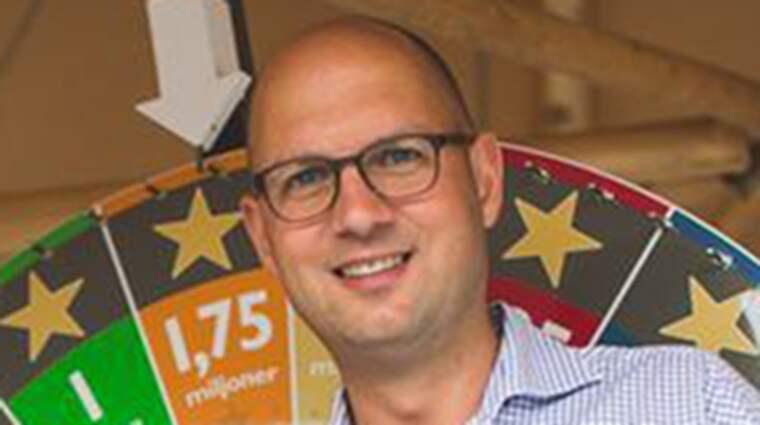 Anders Johansson, 39, tidigare partistyrelseledamot i S och numera vd i S-ägda spelbolaget Kombispe