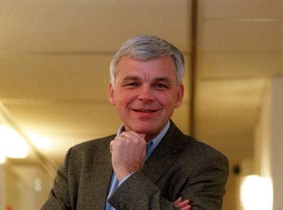 Anders Andersson, chefredaktör på Driva Eget, ger dig dina bästa tips för att bli miljonär. Foto: Bardå Mattias