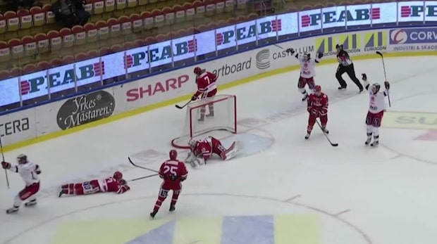 Highlights: TImrå-Västervik 1-2