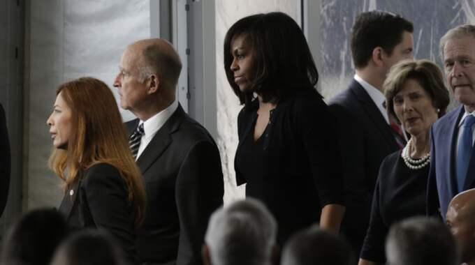 Michelle Obama. Foto: Irfan Khan