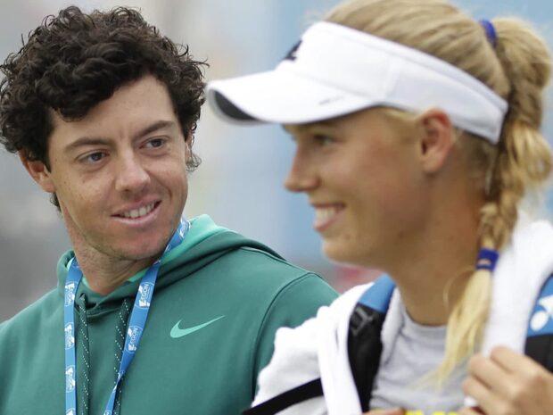 Golfstjärnan avslöjar - därför bröt han förlovningen