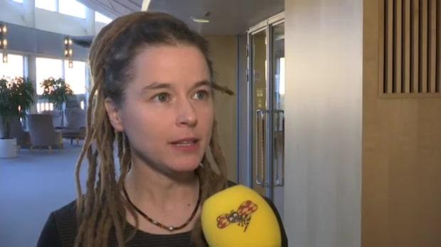 """Amanda Lind (MP): """"Väljarna ser att vi tar ansvar"""""""