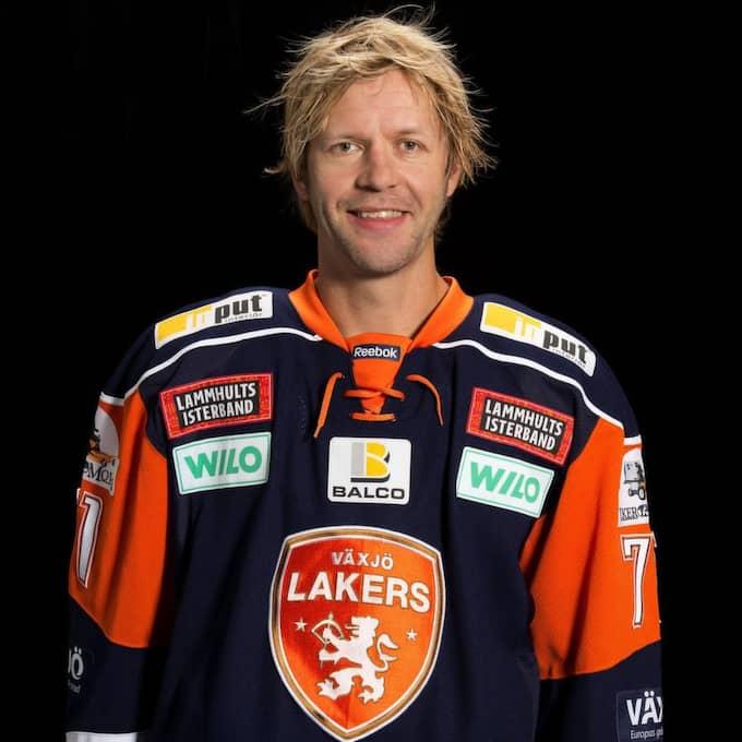 Tomi Kallio, Växjö. Foto: Stig Kenne