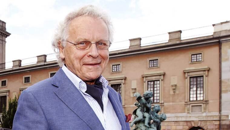 """""""Han kommer ju knappast att bli kung någon gång"""", konstaterar Herman Lindqvist. Foto: Cornelia Nordström"""