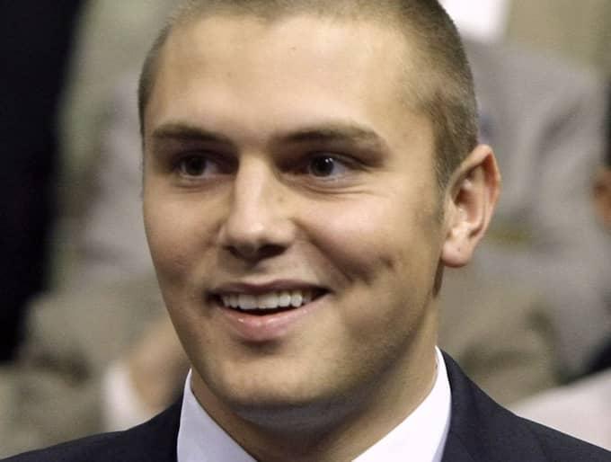 Track Palin är Sarah Palins äldste son. Foto: Charles Rex Arbogast