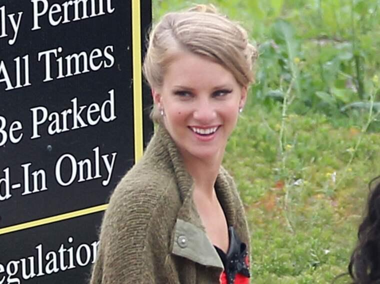 """Heather Morris från """"Glee"""" har blivit mamma."""