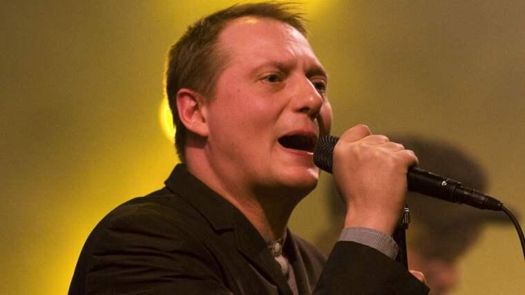 Sångaren Magnus Carlson har sjungit i bandet Weeping willows sedan 1995 och de har släppt åtta album tillsammans. Foto: Suvad Mrkonjic
