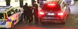 Just nu: Misstänkt rån på hotell – person gripen efter att ha låst in sig på hotellrum