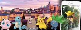 Bästa platserna för att spela Pokémon Go i Sverige