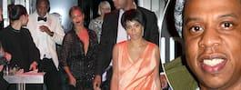 Jay Z bryter tystnaden om bråket med Solange