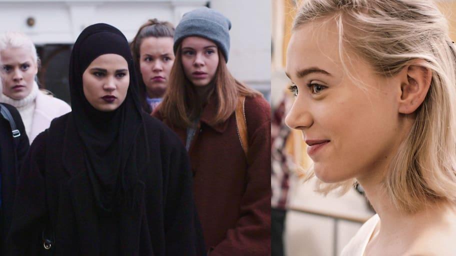 skam dansk parodi